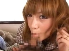 Fabulous Japanese chick Kirara Asuka in Hottest Amateur, Blowjob JAV video