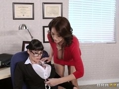 Milfs Like it Big: A MILF Role Model