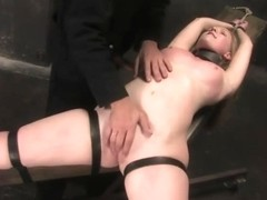 Crazy xxx clip Hogtied wild just for you