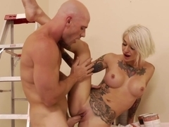 Kleio Valentien & Johnny Sins in I Have a Wife
