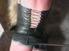 Brutal SM Premiere Soumission French Mf Whipping caning